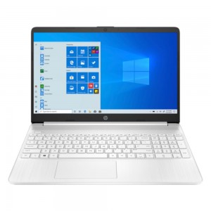 "HP 15T-DY200 Touchscreen Laptop - 15.6"" Full HD, Intel Core i7-1165G7, 16GB RAM, 256GB SSD, Windows 10 Home - White Color"