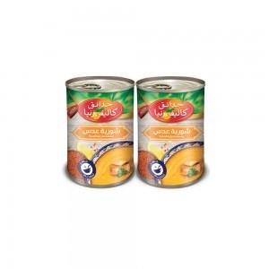 California Garden Lentil Soup - 2x430gm