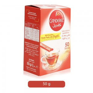Canderel-Low-Calorie-Sweetener-Stick-50-Pieces_Hero