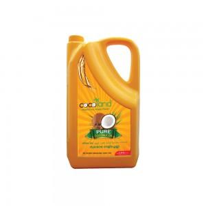 Cocoland Pure Coconut Oil, 1.95Ltr