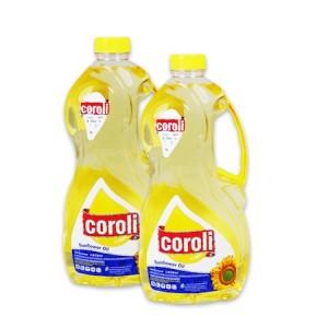 Coroli Sun Flower Oil 2x 1.8 Ltr
