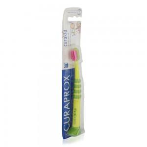 Curaprox-Curakid-Ultra-Soft-Toothbrush-Green_Hero