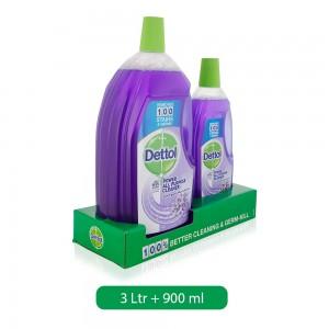 Dettol-Lavender-All-Purpose-Cleaner-3-Ltr-900-ml_Hero