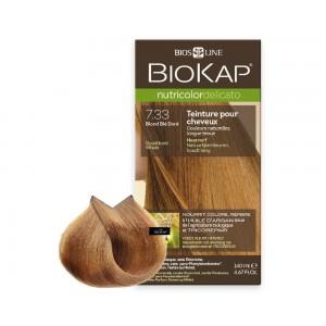 Biokap Nutricolor Delicato 7.33 Golden Blonde Wheat 140ML