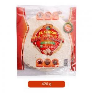 El-Sabor-Big-Wrap-Original-Tortilla-420-g-6-Pieces_Hero