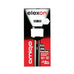 Elexon LED Torch White Light & Power Bank