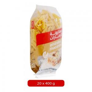 Emirates Macaroni Penne - 20 x 400 gm