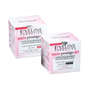 Eveline Day and Nghit whitening Cream