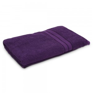 Fine Feather Bath Towel Waves, 70x140cm