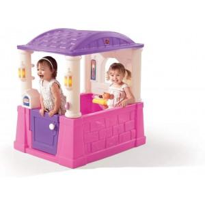 Four Seasons Playhouse Pink