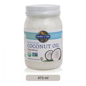 Garden of Life Raw Extra Virgin Coconut Oil - 473 ml
