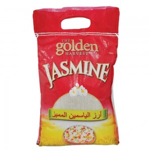 Golden Harvest Harvest Jasmine Rice 5kg