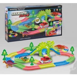 Gramarye Track (261 pcs Luminous Track with Dinosaur) SY33902