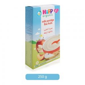 HiPP-Organic-Milk-Porridge-Fine-Fruits-Baby-Food-250-g_Hero