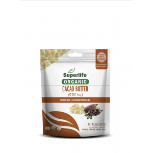 Superlife Cocoa Butter 227Gm