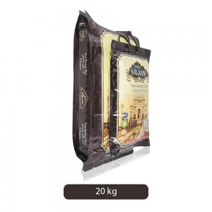 India Salaam Classic Pure Basmati Rice - 20 + 5 Kg
