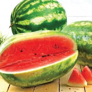 Iranian Long Water Melon, Per Kg