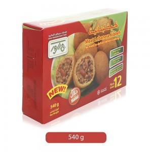 Jekor-Meat-Lebanese-Kibbeh-12-Pieces-300-g_Hero