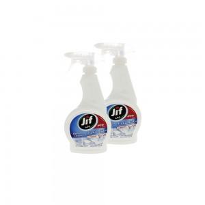 Jif Bathroom Cleaner Spray 2x500ml