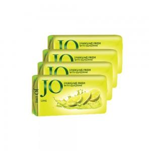 Jo Lime Soap - 4x150gm