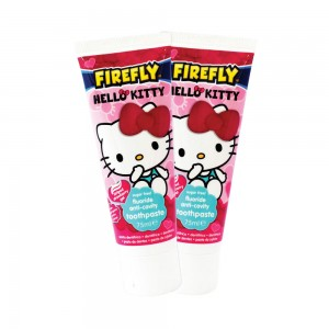 Hello Kity Kids Tooth Paste 75ml Twin Pack