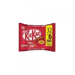 Kitkat 2f Minis 500g 32+6