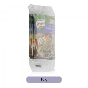 Knorr Basil With Thyme Soup - 4 x 10 g