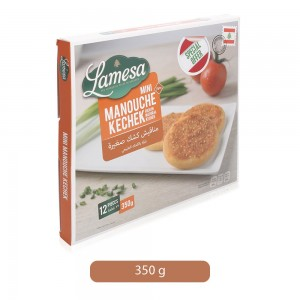 Lamesa Mini Monouche Kechek - 12 Pieces, 350 g