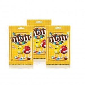 M&M'S Mini Peanuts100Gx3