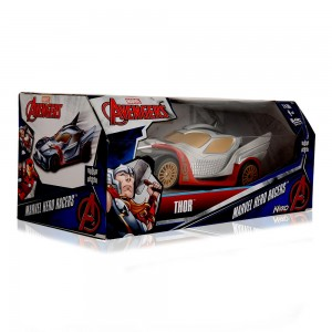Marvel Hero Racers Thor Remote Control Car - 4+ years