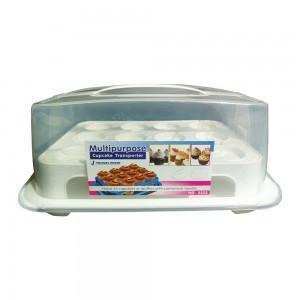 Microwave Cupcake Transporter