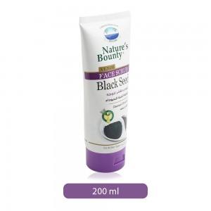 Natures-Bounty-Black-Seed-Face-Scrub-200-ml_Hero