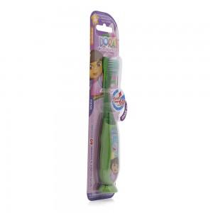 Nickelodeon Green Dora Explora Tooth Brush