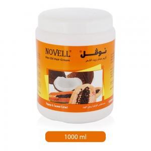 Novell-Papaya-Coconut-Extract-Hot-Oil-Hair-Cream-1000-ml_Hero
