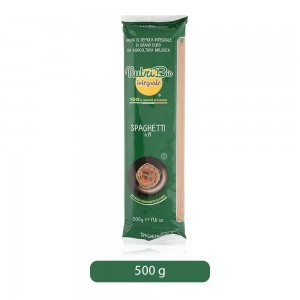 Nutri Bio No 19 Spaghetti Pasta - 500 g