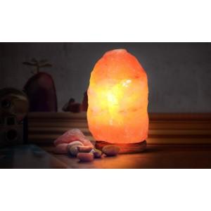 HIMALAYAN SALT - Natural Lamp P-1334