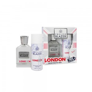 Parfums Bleue/Blazer Edt Spray 100Ml+Deo