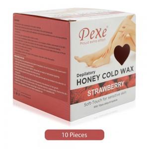 Pexe-Depilatory-Honey-Cold-Strawberry-Wax-10-Pieces_Hero