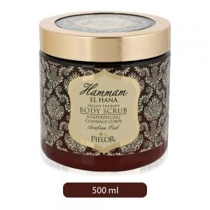 Pielor-Hammam-El-Hana-Argan-Therapy-Arabian-Oud-Body-Scrub-500-ml_Hero