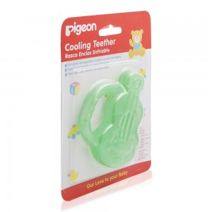 Pigeon-Guitar-Shape-Cooling-Teether-Green_Hero