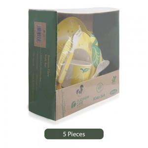 Platinum-Care-Bamboo-Fiber-Kids-Set-5-Pieces-Yellow_Hero
