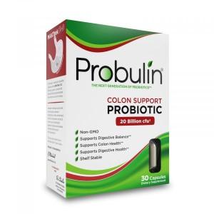 Probulin Colon Support Capsules 30's