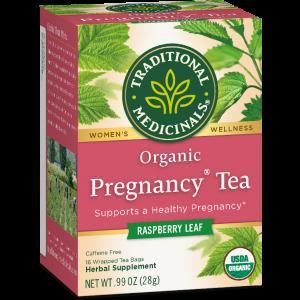 Traditional Medicinals Pregnancy Tea 16 Teabags