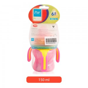 Pur Natural Extention Feeding Bottle - 150 ml