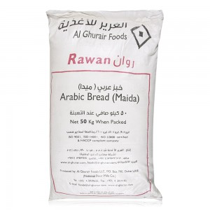 Rawan Arabic Bread Maida - 50 kg
