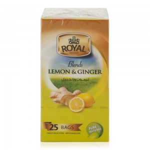 Royal Herbal Tea Tea Bags - 25 Bags