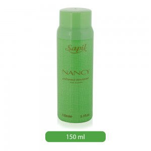 Sapil Nancy Perfumed Deodorant Spray for Women - 150 ml