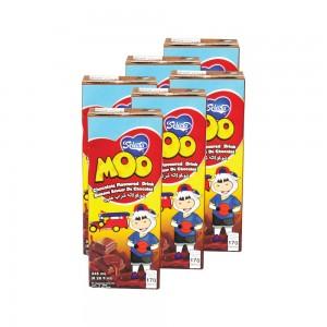 Selecta Moo chocolate Drink - 6x245ml