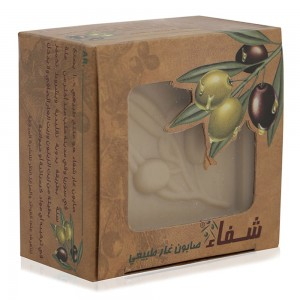 Shefaa Soap with Emollient Cream - 165 g