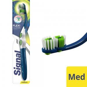 Signal Flexi Clean Toothbrush, Medium